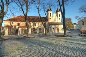 Vilniaus Šv. Kryžiaus namų