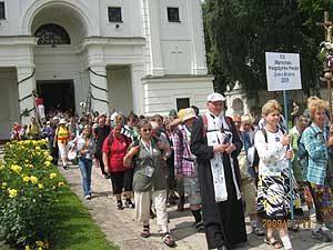 Palaimintojo Jurgio Matulaičio atlaiduose kasmet dayvauja maldininkai iš Lenkijos