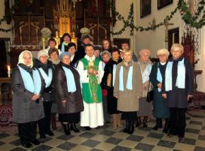Palaimintojo Jurgio Matulaičio maldos grupės nariai