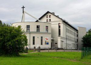 Marijos Nekalto Prasidėjimo vargdienių seserų Pal. arkivysk. Jurgio Matulaičio namai. Vytauto Kandroto fotografija